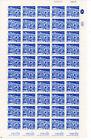 Israel : 1974 BEACH AT ELAT ( Sheet of 50 units) New (MNH)