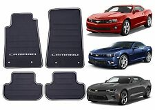 Genuine GM 22766717 Front & Rear All Weather Floor Mats For 2010-2016 Camaro New