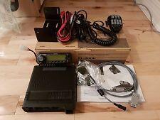 NEAR MINT CONDITION ICOM ID-880H D-STAR DIGITAL DUAL BAND HAM w/PROG. CABLE