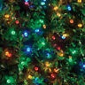 Solar Powered 240 LED String Lights White Patio Garden Outdoor Lighting 25.9m