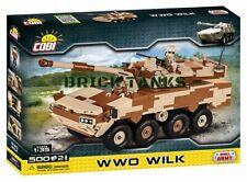 WWO WILK - COBI 2617 - 500 pieces Polish prototype fire support