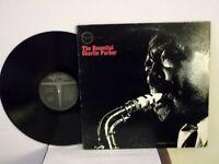 """Charlie Parker,Verve,""""The Essential Charlie Parker"""",US,LP,stereo,gatefold,Mint-"""