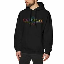 Men's Coldplay Long Sleeve Hoodie