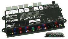 Digikeijs DR5000 DCC Command Station AU Plug LNet, XNet, RailCom, WiFi, USB