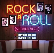Rock N Roll Saturday Night At The Diner 20 Rock N Roll Hits Original recording