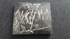 METAL CROWD FESTIVAL BELARUS - 2013 (CD/DVD)  Songs and videoclips