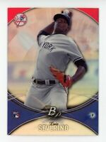 2016 Bowman Platinum LUIS SEVERINO Rookie Card RC #64 New York Yankees PROSPECT