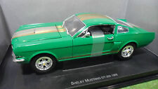 FORD SHELBY MUSTANG GT 350 coupe fastback 1966 au 1/18 UNIVERSAL HOBBIES voiture
