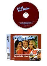 MERRION MCCALL KENSIT RARE CD I GOT YOU BABE 99P START KEITH LEMON BO SELECTA