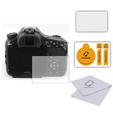 6 x Ultra Clear LCD Screen Guard Protector Film for Sony Alpha 65V (SLT-A65V)
