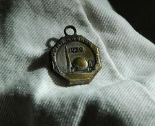 NY World's Fair Medallion 1939 CIBA PharmaceuticalsTrylon Perisphere Summit NJ