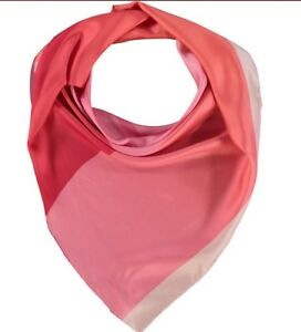 Wolford Pink Seide Funktionsbeeinträchtigung Schal £ 180