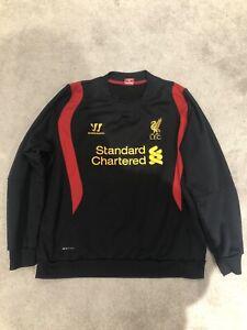 Liverpool 2012/13 Warrior Training Sweatshirt XXL