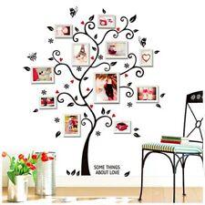 100*120 сm Removable Photo Tree Wall Stickers Mural Art Home Decor Family Tree