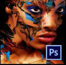 Adobe Photoshop CS6 Extended , Software for Windows , on DVD disc.