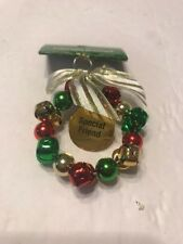 "Ornament Chrismas Tree Collectible "" Special Friend"" Ships N 24h"