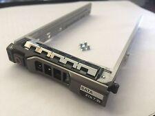 """Dell R430 R630 R730 XD 2.5"""" SFF Caddy / Tray - Genuine Dell NTPP3"""