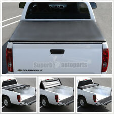 Fit 05-13 Nissan Frontier 2002 Navara D40 King Cab TriFold Tonneau Cover 5Ft