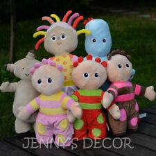 In The Night Garden Plush Toys Iggle Piggle Upsy Daisy Makka Pakka Tombliboo Set