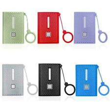 Hard Disk Silicone Protective Cover Case Lanyard For Sam-sung T7 Mobile SSD Z7U6