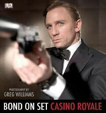 Bond on Set: Filming Casino Royale-ExLibrary