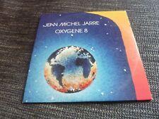 JEAN MICHEL JARRE Oxygene 8 (Rare collector CD promo 1 titre)