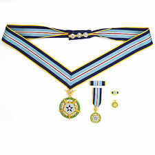 US Space MOH, Congressional Space Medal of Honor in Case,Rare!!