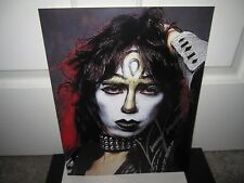 KISS SIGNED PHOTO VINNIE VINCENT AUTOGRAPH 11X14 CREATURES OF NIGHT ACE PROOF