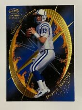 1998 PACIFIC CROWN ROYALE MASTER PERFORMERS PEYTON MANNING ROOKIE RC NMT/MT