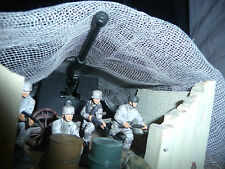 Painted Plastic 1914-1945 1:32 Airfix Toy Soldiers