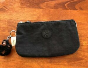 Kipling Creativity small black Wallet, BNWT, RARE FIND!