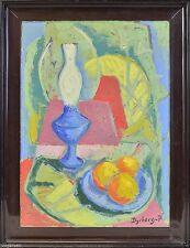 Künstlerische im Expressionismus-Stil mit Öl-Technik von 1950-1999