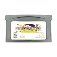 Fire Emblem Corrupt Theocracy Cartridge English Translated - Fan Hack GBA