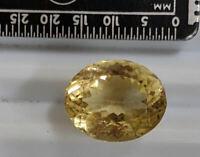 13.5 Carat CITRINE Gemstone (#L8889)