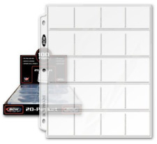 Coin Collecting Protector Supplies Plastic Sheets Sleeves Album Binder 2