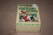 Gilligans Island: The Complete Series Collection (DVD, 2011, 17-Disc Set) *New*