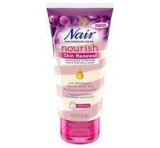 New Nair Hair Remover Nourish Skin Renewal Face 3 Ounce (88ml)