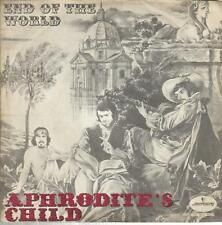 APHRODITE'S CHILD END OF THE WORLD - YOU ALWAYS STAND IN MY WAY 45 GIRI