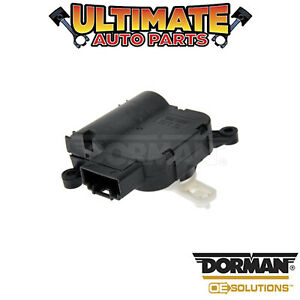 Dorman: 604-836 - HVAC Heater Blend Door Actuator