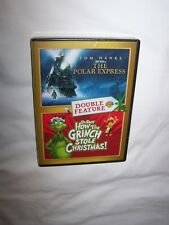 Double Feature: Polar Express/Dr. Seuss' How the Grinch Stole Christmas (DVD)
