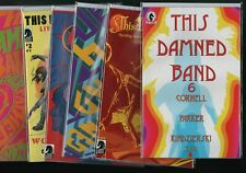 THIS DAMNED BAND #1 #2 #3 #4 #5 #6 NM Cornell / Parker / Kindzierski  ref:F1.102