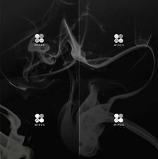 BTS - Wings (2nd Album), [All 4 Version Set], CD + 384p Photobook + 4 Photocards