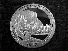 10 - 2010 S YOSEMITE  QUARTERS FROM PROOF SETS - LOT