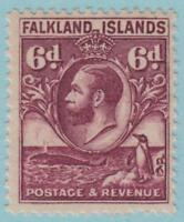 Falkland Islands 59 Mint Hinged OG * - No Faults Very Fine!