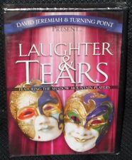 David Jeremiah LAUGHTER & TEARS 2 DVD Drama Set Christian Faith Teaching NEW