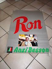 manifesto poster CONCERTO MUSICA RON  ROSALINO CELLAMARE ANZI BESSON