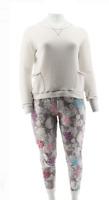 Cuddl Duds Stretch Fleece Pajama Set