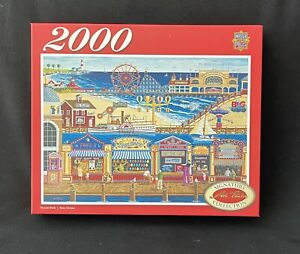 MasterPieces Ocean Park Puzzle ~ Art Poulin Signature Series ~ 2000 pieces ~ NEW