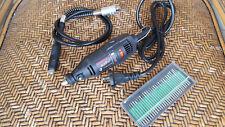 Dremel Polishers Variable Speed Rotary Grinder Multipro Tool MODEL 395 110v-220v