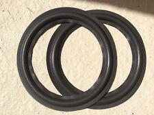 "8"" Speaker Foam Repair pair Acoustic Research surrounds Most Ar 8in.Drivers"